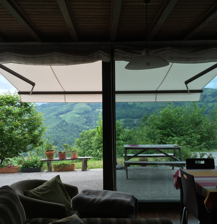 Solinext toldos para terraza asturias laviana - Tendederos magor precios ...