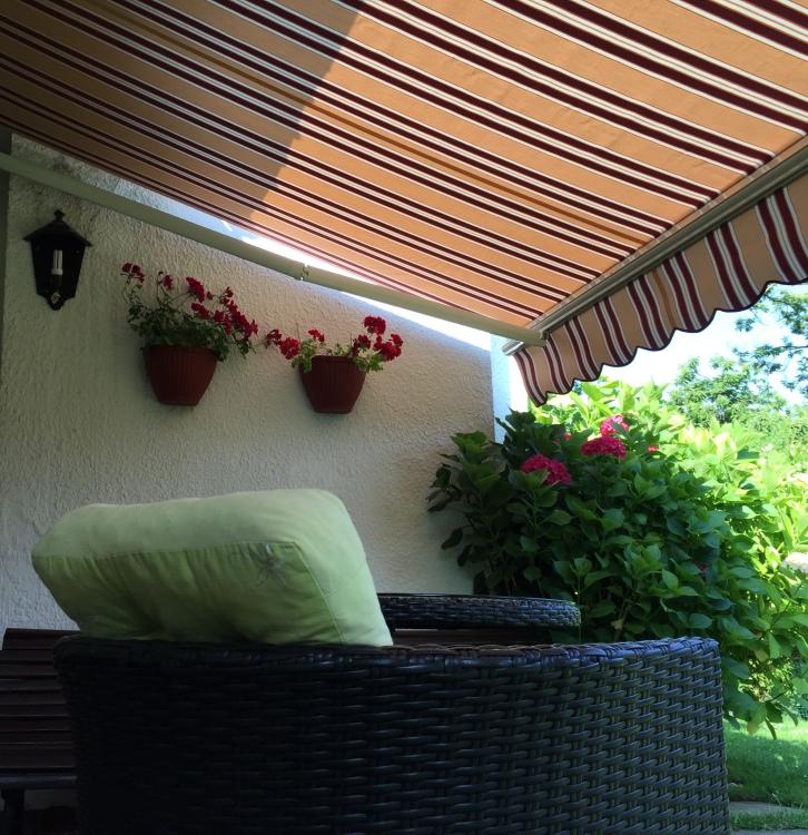 toldos jardín