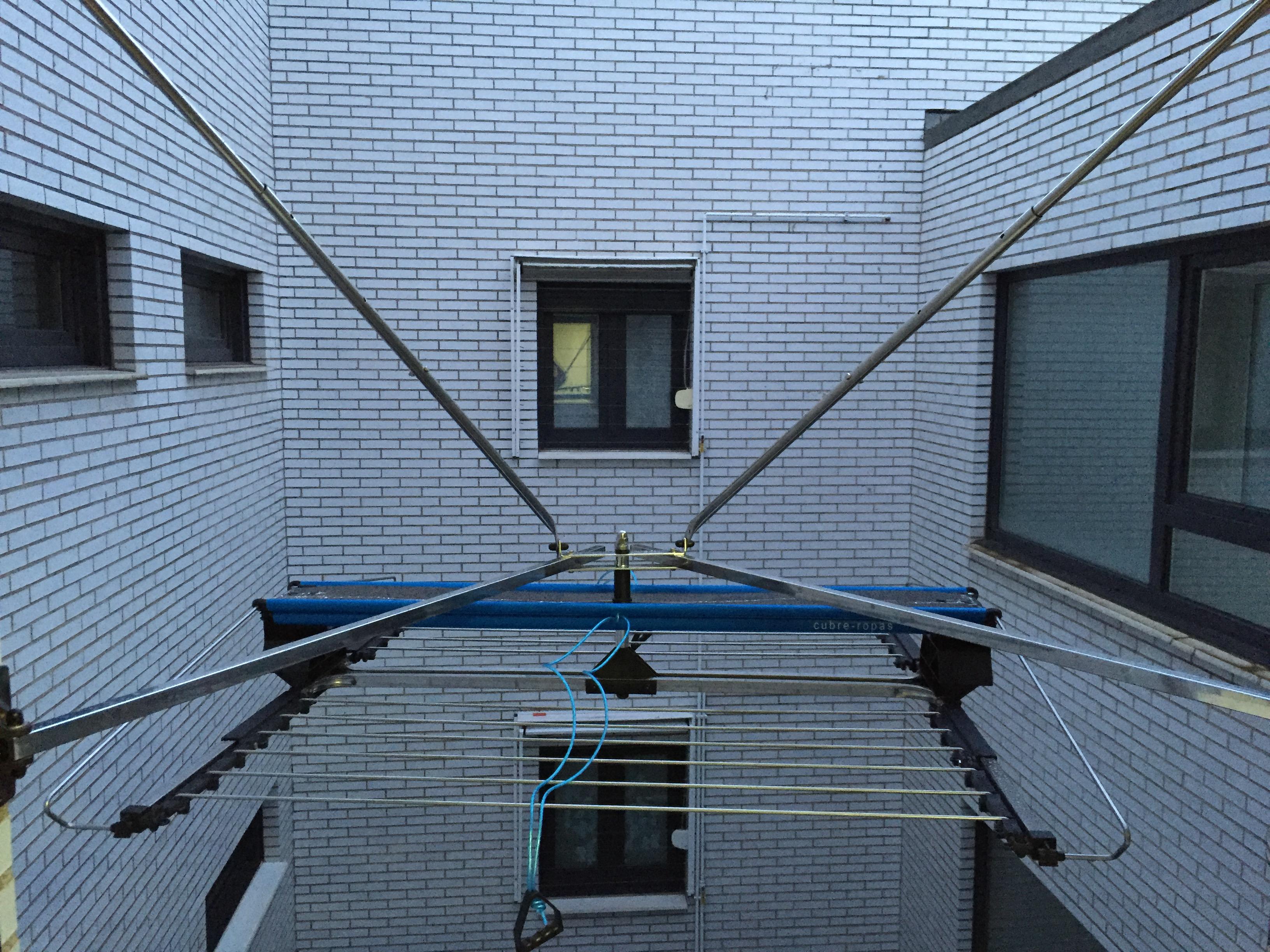 Tendedero marta plus toldos en asturias - Tendederos de balcon ...