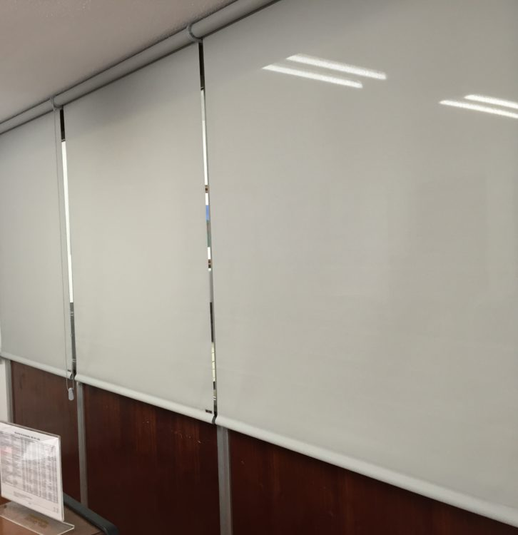Estores enrollables oviedo oficinas toldos en asturias for Oficinas liberbank oviedo