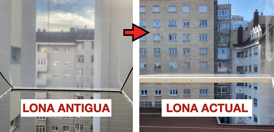 LONA TENDAL 93 NUEVA - solinext