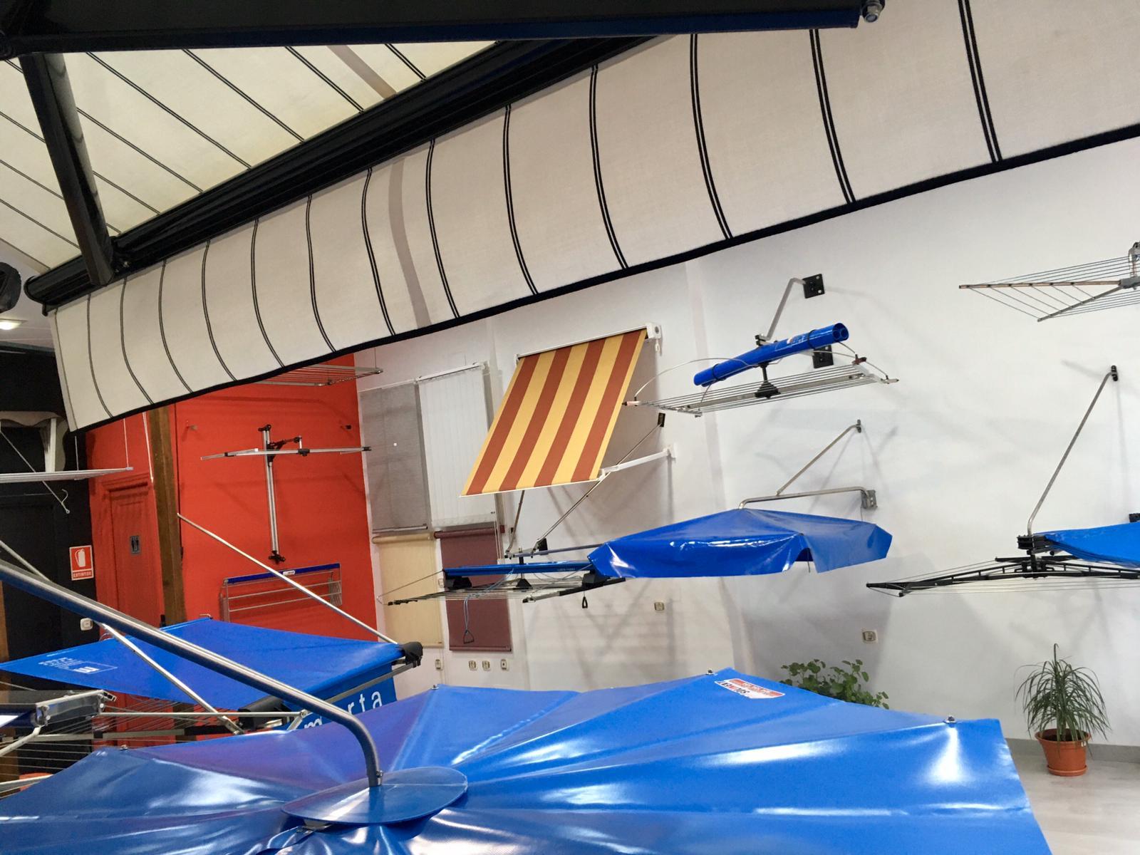 tienda de toldos y tendederos en Oviedo SOLINEXT