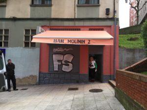 Toldos para Bares en Oviedo