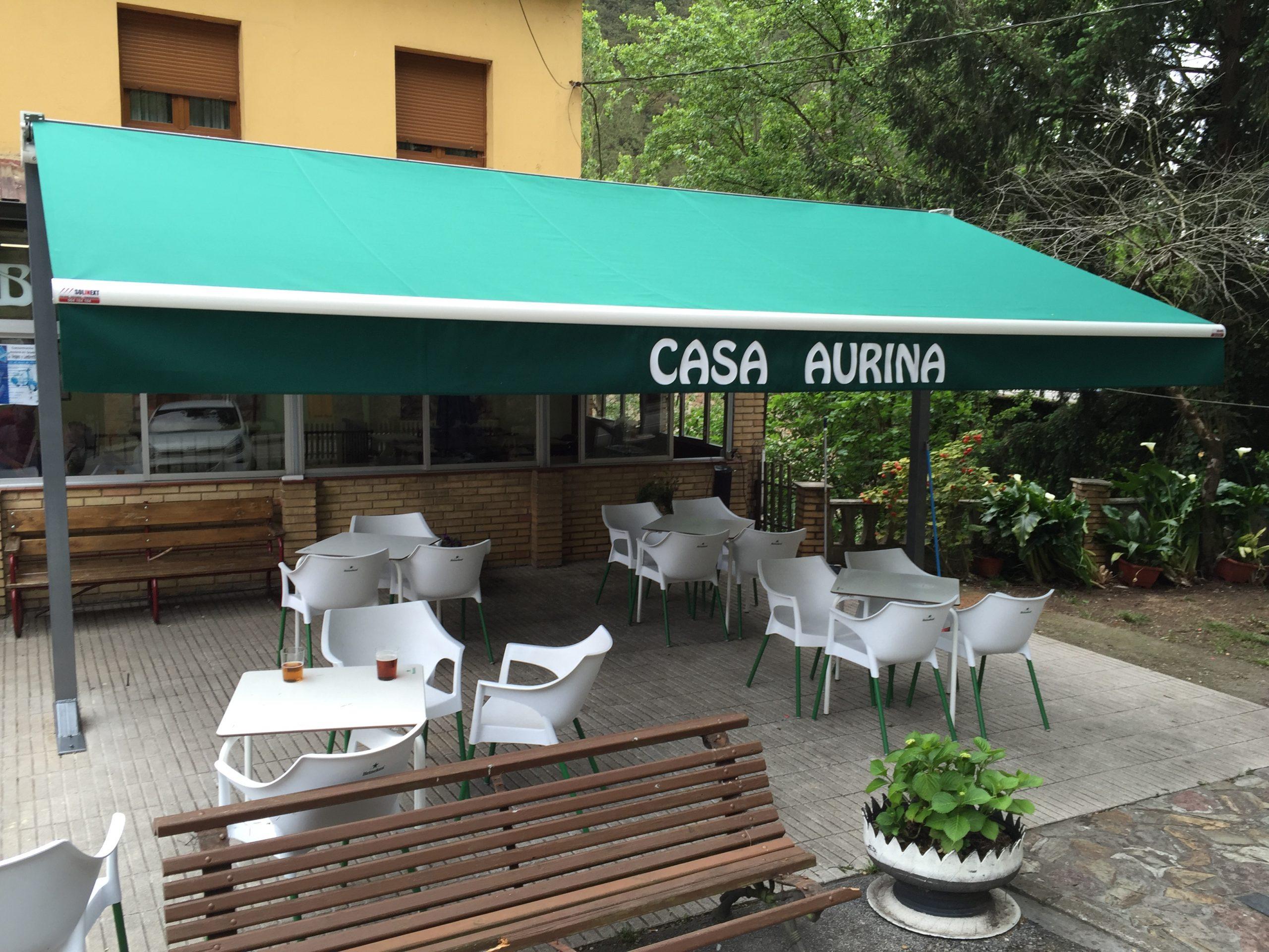 terrazas en asturias